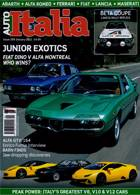 Auto Italia Magazine Issue NO 299