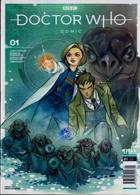 Doctor Who Comic Magazine Issue NO 1