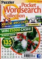 Puzzler Q Pock Wordsearch Magazine Issue NO 217