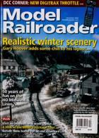 Model Railroader Magazine Issue DEC 20