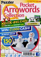 Puzzler Q Pock Arrowords C Magazine Issue NO 145