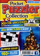 Puzzler Pocket Puzzler Coll Magazine Issue NO 100