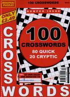 Brainiac Crossword Magazine Issue NO 117