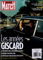 Paris Match Magazine Issue NO 3736