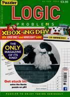 Puzzler Logic Problems Magazine Issue NO 436