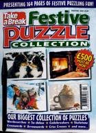 Tab Puzzle Collection Magazine Issue FESTIVE 20
