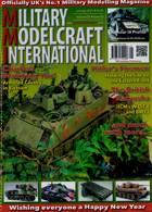Military Modelcraft International Magazine Issue JAN 21