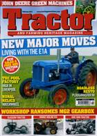Tractor Farming Heritage  Magazine Issue FEB 21