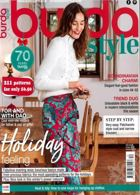 Burda Style Magazine Issue NO 12
