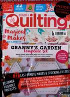 Love Patchwork Quilting Magazine Issue NO 92