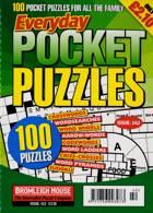 Everyday Pocket Puzzle Magazine Issue NO 142
