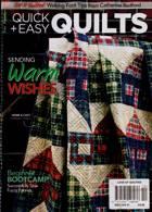 Love Of Quilting Magazine Issue DEC-JAN
