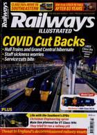 Railways Illustrated Magazine Issue MAR 21