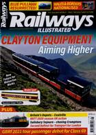 Railways Illustrated Magazine Issue JAN 21