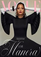Vogue Spanish Magazine Issue NO 392