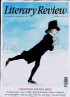 Literary Review Magazine Issue DEC-JAN