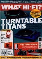 What Hifi Magazine Issue MAR 21
