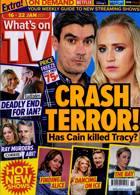 Whats On Tv England Magazine Issue 16/01/2021