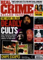 Real Crime Magazine Issue NO 72