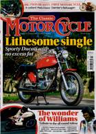 Classic Motorcycle Monthly Magazine Issue MAR 21