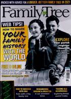 Family Tree Magazine Issue FEB 21