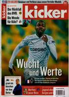 Kicker Montag Magazine Issue NO 49