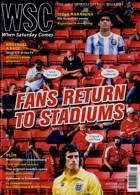 When Saturday Comes Magazine Issue JAN 21