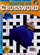 Bumper Big Crossword Magazine Issue NO 139