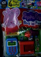 Peppa Pig Bag 0 Fun Magazine Issue NO 135