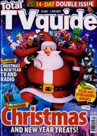 Total Tv Guide England Magazine Issue NO 52