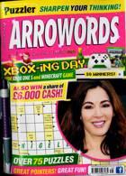 Puzzler Arrowords Magazine Issue NO 216