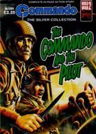 Commando Silver Collection Magazine Issue NO 5394