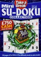 Tab Mini Sudoku Collection Magazine Issue NO 123
