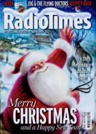 Radio Times London Edition Magazine Issue XMAS 20