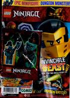 Lego Ninjago Magazine Issue NO 70