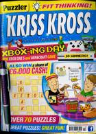 Puzzler Kriss Kross Magazine Issue NO 242