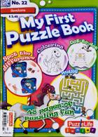 Puzzlelife Junior Silver Magazine Issue 1ST PZ B22
