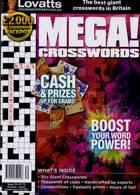 Lovatts Mega Crosswords Magazine Issue NO 70