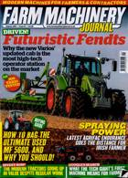 Farm Machinery Journal Magazine Issue JAN 21