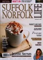 Suffolk & Norfolk Life Magazine Issue JAN 21