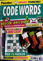 Puzzler Codewords Magazine Issue NO 295