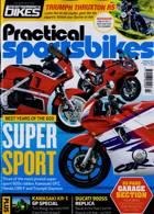 Practical Sportsbikes Magazine Issue JAN 21