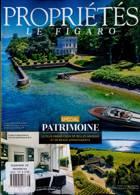 Proprietes Le Figaro  Magazine Issue NO 186