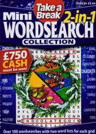 Tab Mini 2 In 1 Wordsearch Magazine Issue NO 33