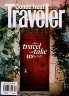 Conde Nast Traveller Usa Magazine Issue DEC 20