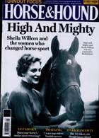 Horse And Hound Magazine Issue 07/01/2021