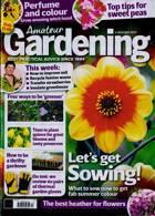 Amateur Gardening Magazine Issue 02/01/2021