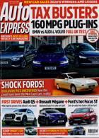 Auto Express Magazine Issue 13/01/2021