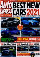 Auto Express Magazine Issue 06/01/2021