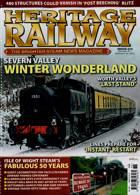 Heritage Railway Magazine Issue NO 276